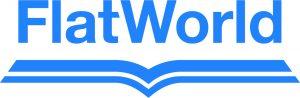 FlatWorld_Logo_Blue